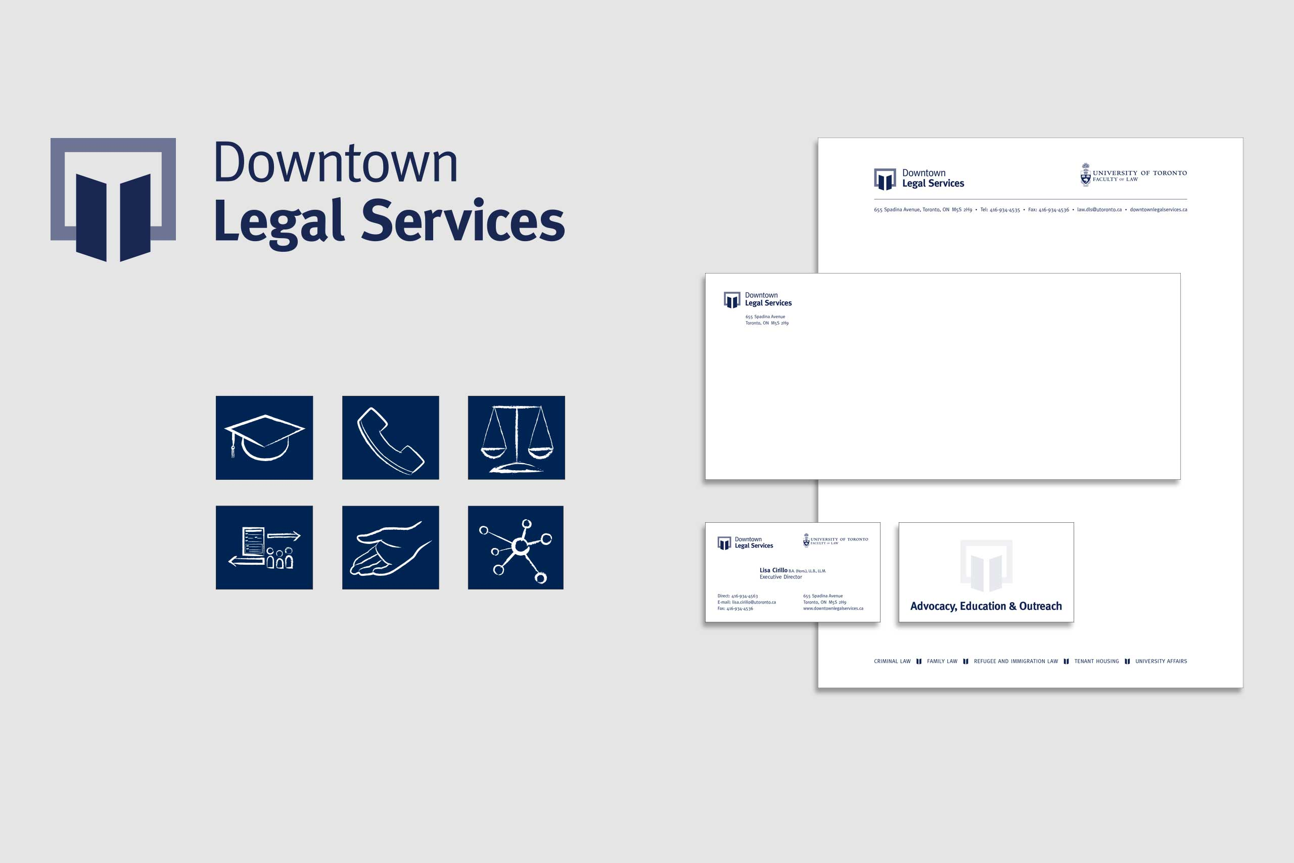 Downtown Legal Services (DLS)